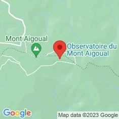 Carte / Plan Mont Aigoual