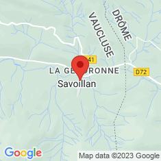 Carte / Plan Savoillan
