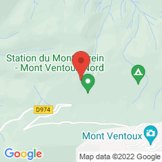 Carte / Plan Mont Serein