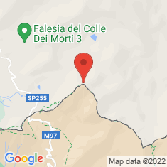 Carte / Plan Cime de la Lombarde
