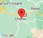 Carte / Plan Chanac