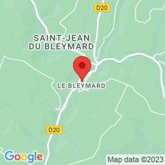 Carte / Plan Le Bleymard