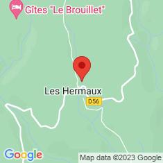 Carte / Plan Les Hermaux