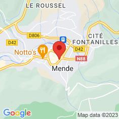 Carte / Plan Tour des Pénitents
