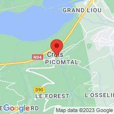 Carte / Plan Crots