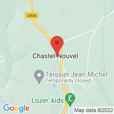 Carte / Plan Chastel-Nouvel