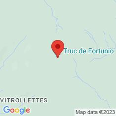 Carte / Plan Truc de Fortunio