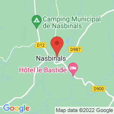 Carte / Plan Nasbinals