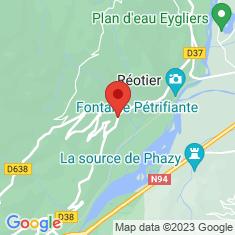 Carte / Plan Réotier