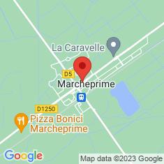 Carte / Plan Marcheprime