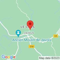 Carte / Plan Musée archéologique de Javols