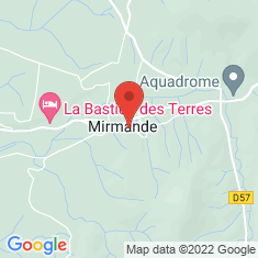 Carte / Plan Mirmande