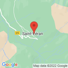Carte / Plan Saint-Véran