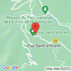 Carte / Plan Puy-Saint-Vincent