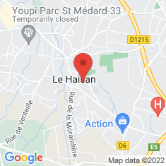 Carte / Plan Le Haillan