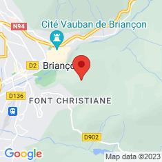 Carte / Plan Fort des Têtes