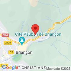 Carte / Plan Fort des Salettes