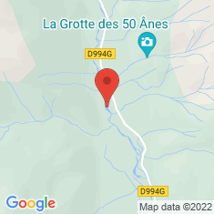 Carte / Plan Vallée de la Clarée