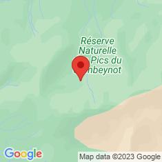 Carte / Plan Glacier rocheux de Laurichard