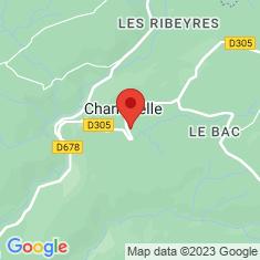 Carte / Plan Parc naturel régional des volcans d'Auvergne