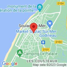 Carte / Plan Soulac-sur-Mer