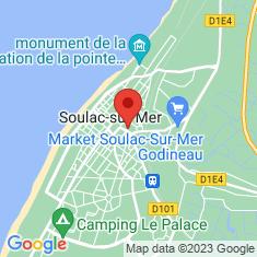 Carte / Plan Basilique Notre-Dame-de-la-fin-des-Terres