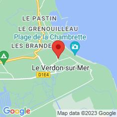 Carte / Plan Port-Médoc