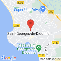 Carte / Plan Saint-Georges-de-Didonne