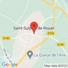 Carte / Plan Saint-Sulpice-de-Royan