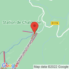 Carte / Plan Chalmazel (station)