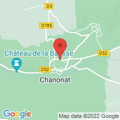 Carte / Plan Chanonat