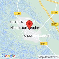 Carte / Plan Nieulle-sur-Seudre