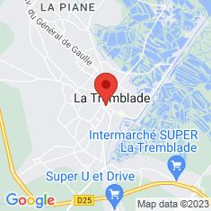 Carte / Plan La Tremblade