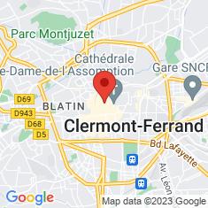 Carte / Plan Hôtel de Fontfreyde