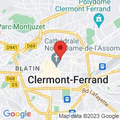 Carte / Plan Clarus Mons