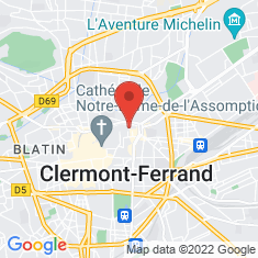 Carte / Plan Basilique Notre-Dame-du-Port