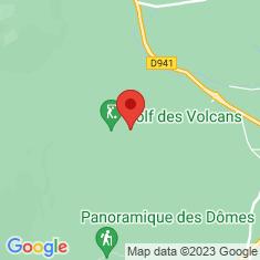 Carte / Plan Golf des volcans