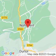 Carte / Plan Nohanent