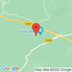 Carte / Plan Vulcania