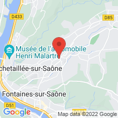 Carte / Plan Fontaines-Saint-Martin