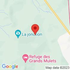 Carte / Plan Glacier des Bossons