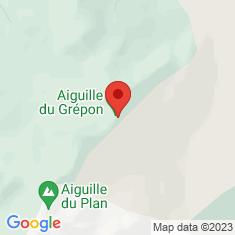 Carte / Plan Aiguille du Grépon