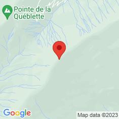 Carte / Plan Mont Lachat