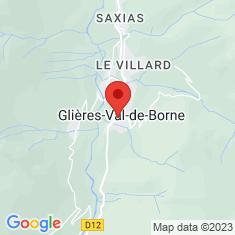 Carte / Plan Le Petit-Bornand-les-Glières