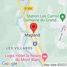 Carte / Plan Maison forte de Loche