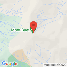 Carte / Plan Mont Buet
