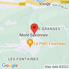 Carte / Plan Mont-Saxonnex