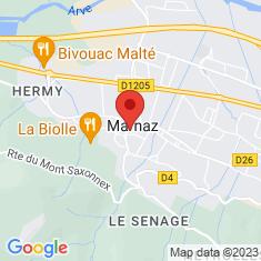 Carte / Plan Marnaz