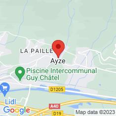 Carte / Plan Ayse