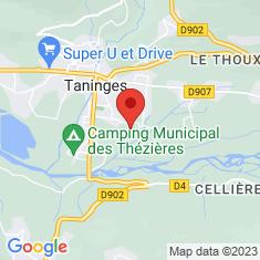 Carte / Plan Chartreuse de Mélan
